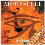 Moonspell - Irreligious cd musicale di MOONSPELL