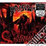 Krisiun - The Great Execution cd musicale di Krisiun