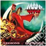 Wolf - Legions Of Bastards cd musicale di WOLF