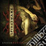 Spineshank - Anger Denial Acceptance cd musicale di Spineshank
