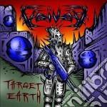 Voivod - Target Earth cd musicale di Voivod