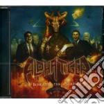 Alpha Tiger - Beneath The Surface cd musicale di Tiger Alpha