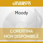 Moody cd musicale di The Gentle rain