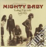 (LP VINILE) TASTING THE LIFE - LIVE 1971              lp vinile di Baby Mighty