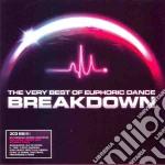Various - Very Best Of Euphoric Dance Breakdown 2008 cd musicale di ARTISTI VARI
