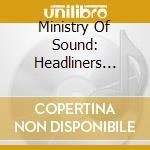 Headliners sander van doorn 2cd cd musicale di Artisti Vari