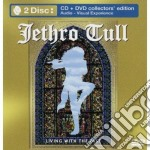 LIVING WITH THE PAST (CD + DVD) cd musicale di Tull Jethro