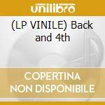 (LP VINILE) Back and 4th lp vinile di Artisti Vari