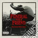 Funeral For A Friend - The Great Wide Open cd musicale di Funeral for a friend