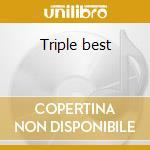 Triple best cd musicale di Claude Francois