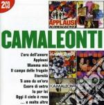 I GRANDI SUCCESSI: CAMALEONTI cd musicale di CAMALEONTI