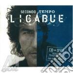 Secondo Tempo (cd + dvd) cd musicale di LIGABUE