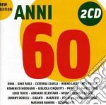 ARTISTI VARI / ANNI 60 2-CD cd musicale di ARTISTI VARI