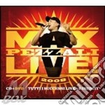 Max Live 2008 (cd + dvd) cd musicale di Max Pezzali