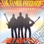 THREE FOR TROUBLE (CD + DVD) cd musicale di FLYING PADOVANIS (TH