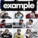 Example - Won`T Go Quietly - The Album cd musicale di EXAMPLE