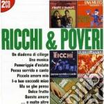I GRANDI SUCCESSI: RICCHI & POVERI        cd musicale di RICCHI & POVERI