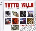 TUTTO VILLA (STORIA DI UNA VOCE)          cd musicale di Claudio Villa