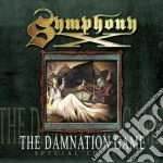 Symphony X - The Damnation Game cd musicale di X Symphony