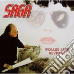 Worlds apart revisited cd musicale di SAGA
