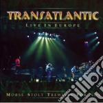 LIVE IN EUROPE cd musicale di TRANSATLANTIC