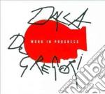 Work in progress cd musicale di LUCIO DALLA; FRANCESCO DE GREGORI