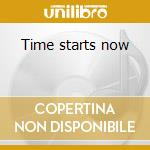 Time starts now cd musicale di Bill Labounty