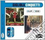 Gigliola Cinquetti - 2Lp In 1Cd: Treno Dell'amore + Gigliola E La Banda cd musicale di Cinquetti gigliola (