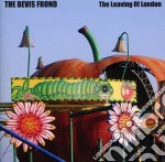 Leaving of london cd musicale di Frond Bevis