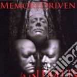 Memory Driven - Animus cd musicale di Driven Memory