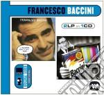 Francesco Baccini - 2Lp In 1Cd: Pianoforte Non Forte + Baccini Colori cd musicale di Baccini francesco (d