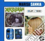 Marisa Sannia - 2Lp In 1Cd: Marisa Sannia + Sannia Canta Endrigo cd musicale di Sannia marisa (dp)