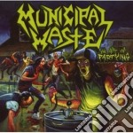 Waste Municipal - The Art Of Partying cd musicale di MUNICIPAL WASTE