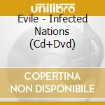 Evile - Infected Nations cd musicale di EVILE