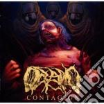Contagion cd musicale di OCEANO