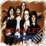 Crawler - Demo Anthology 1975-1978 cd musicale di CRAWLER