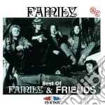Best of family & friends cd musicale di Roge Family/chapman