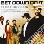 Kool & The Gang - The Best Of - Get Down On It cd musicale di KOOL & THE GANG