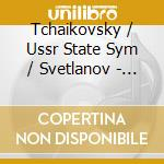 SINFONIA N.2; SERENATA OP.48 cd musicale di Ciaikovski pyotr il'