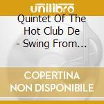 Quintet Of The Hot Club De - Swing From Paris   Best Of The Hot Club cd musicale di Django Reinhardt