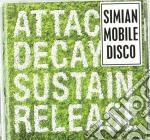 Simiam Mobile Disco - Attack Decay cd musicale di SIMIAN MOBILE DISCO