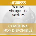Warrior vintage - ts medium cd musicale