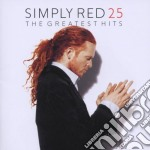 Simply Red - The Greatest Hits 25 cd musicale di SIMPLY RED