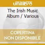 The irish music album cd musicale