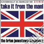 (LP VINILE) TAKE IT FROM THE MAN !                    lp vinile di BRIAN JONESTOWN MASS