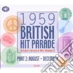 1959 british hit paradepart two cd musicale di Artisti Vari