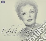 At carnergie hall 13th jan 1957 cd musicale di Edith Piaf