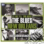 Let me tell new orleans cd musicale di ARTISTI VARI