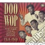 Doo wop: the r&b vocal group sound 1950 cd musicale di Artisti Vari