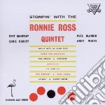 Ronnie Ross Quintet - Stompin' With The Ronnie Ross Quintet cd musicale di Ronnie ross quintet